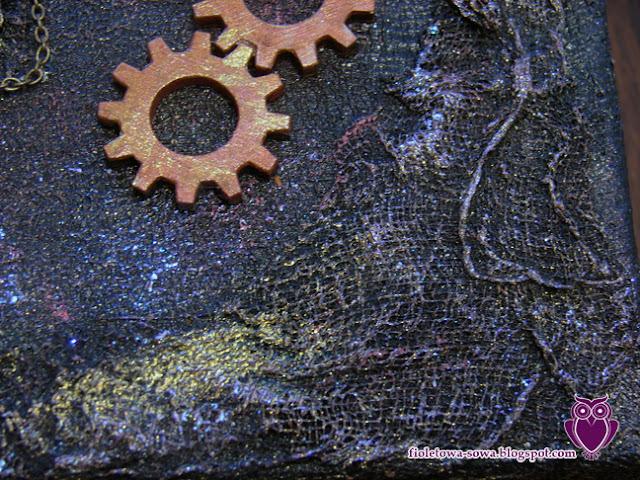 Steampunk whell