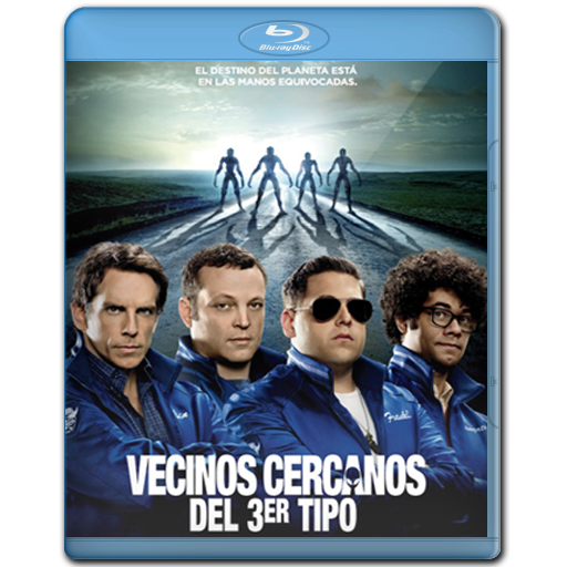 Vecinos Cercanos Del 3er Tipo (2012) [BRRip 720p] [Latino] (peliculas hd )