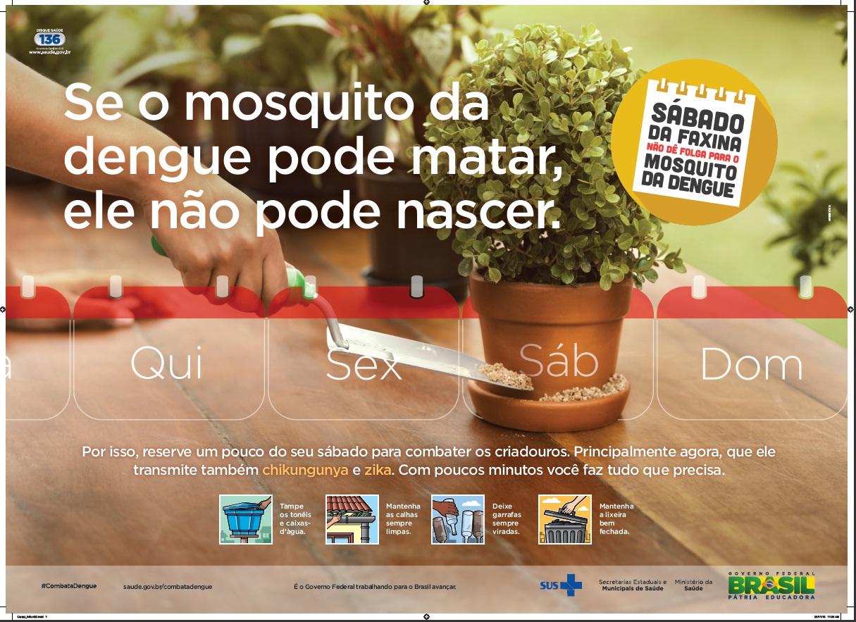 Tenha Saúde, Mate o Mosquito