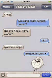 Gambar SMS Lucu yang Bikin Ngakak, sms lucu banget