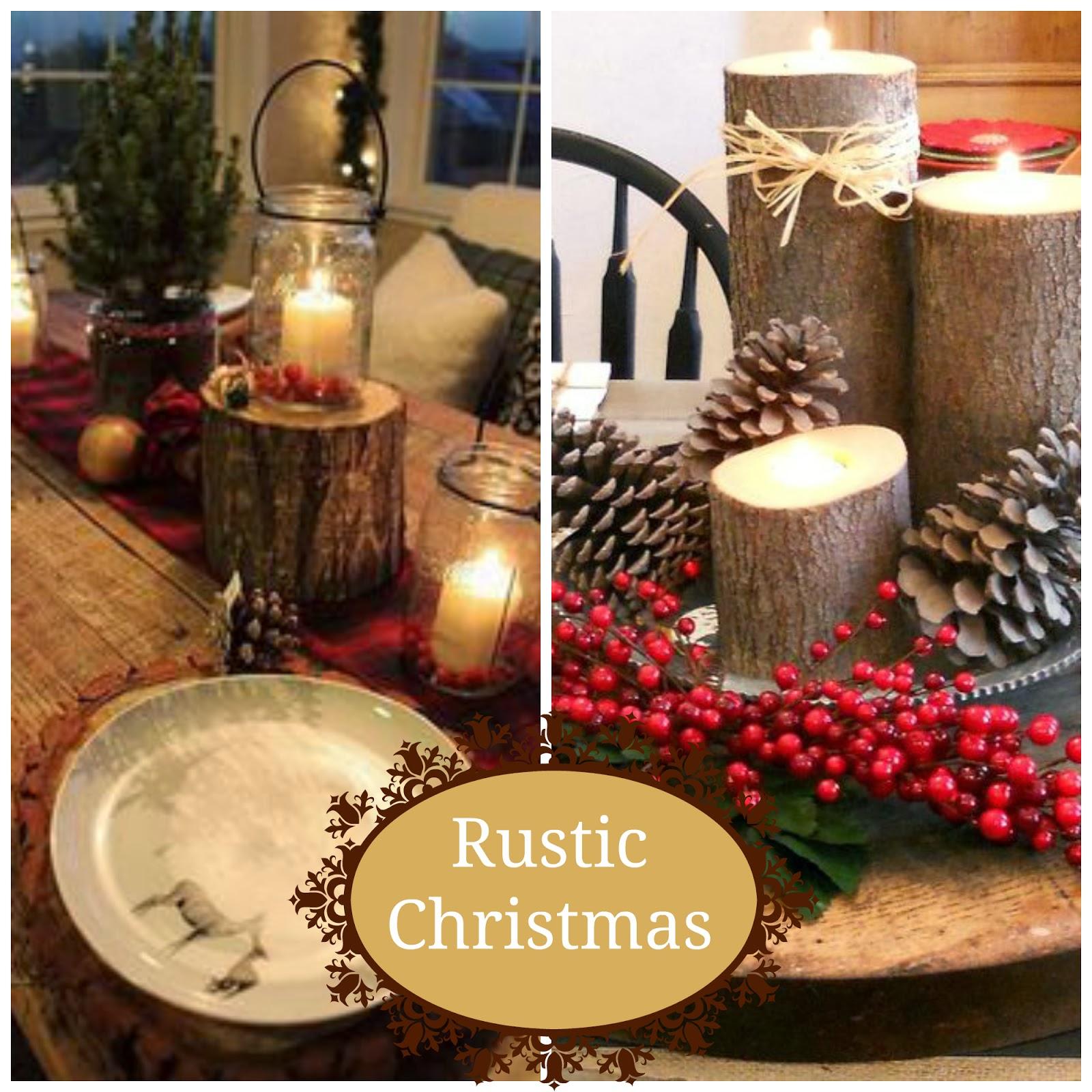 Natale rustico