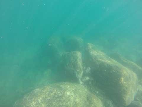 filtro para fotografía submarina