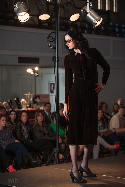 1930s Fashion Show Styling #1930s #vintage #fashion #30s