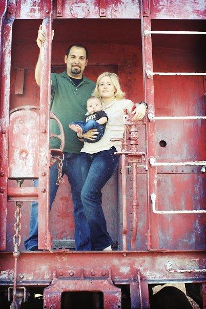 Davis Family 2008