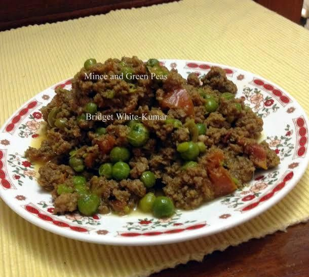 how to make indian mince curry