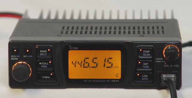 Icom IC-481H