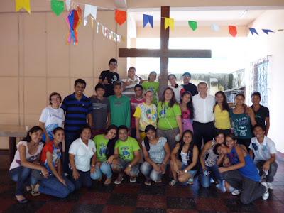Manaus/AM acolhe primeiro encontro Arquidiocesano da JM