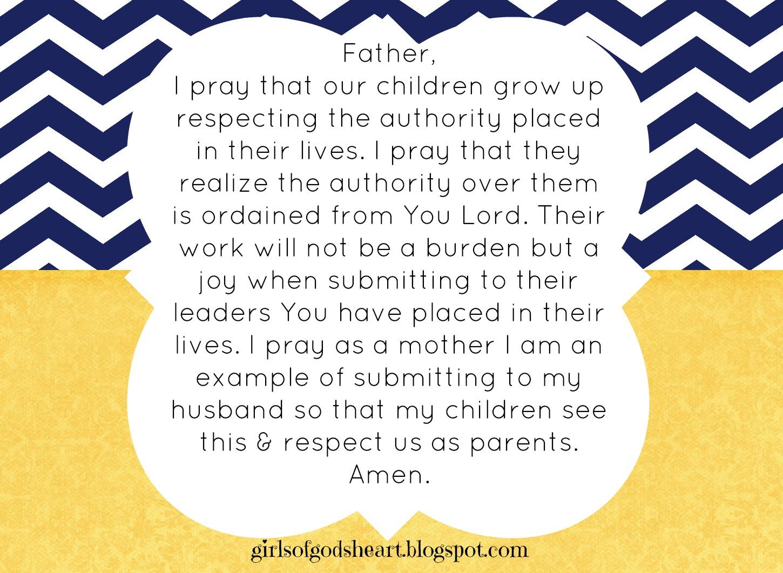 girls of god u0027s heart mothers prayer authority