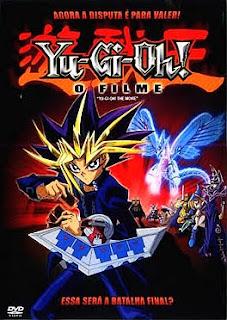 Filme Poster Yu-Gi-Oh!: O Filme DVDRip XviD & RMVB Dublado
