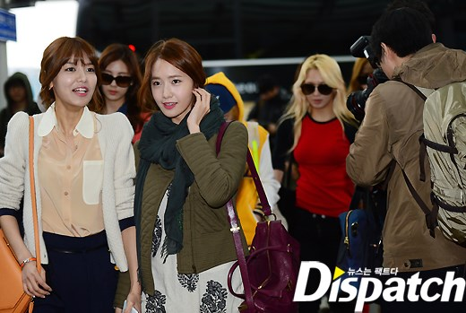SNSD Di Bandara Incheon 20