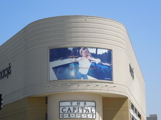 AG Jeans billboard
