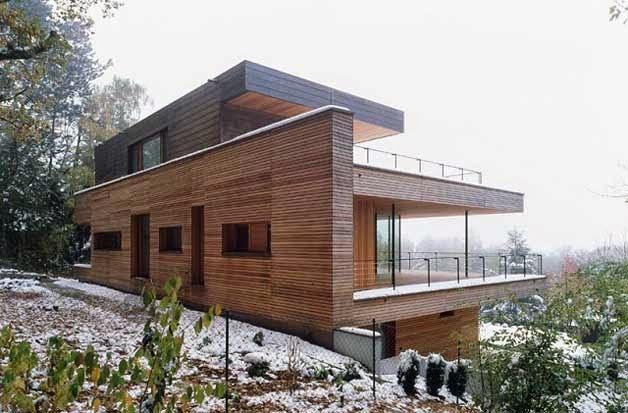 espectacular casa ecológica