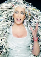 Cher in her 'Woman's World' music video
