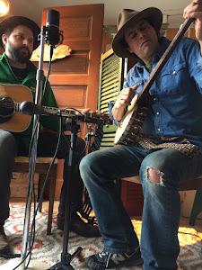 Robert Sarazin Blake & Mike Merend during their recent visit!