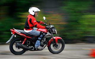 Test Ride Honda Verza 150