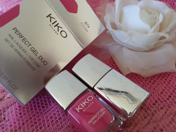 Le Perfect Gel Duo de Kiko : le rendu d'un vernis semi-permanent ?