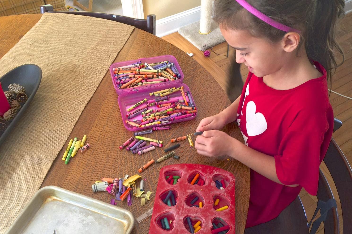 Crayon Hearts | iloveitallwithmonikawright.com