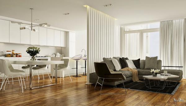 decoracion de interiores habitaciones rusticas:Diseño de Interiores con Acentos Naturales y Rústicos Decoración