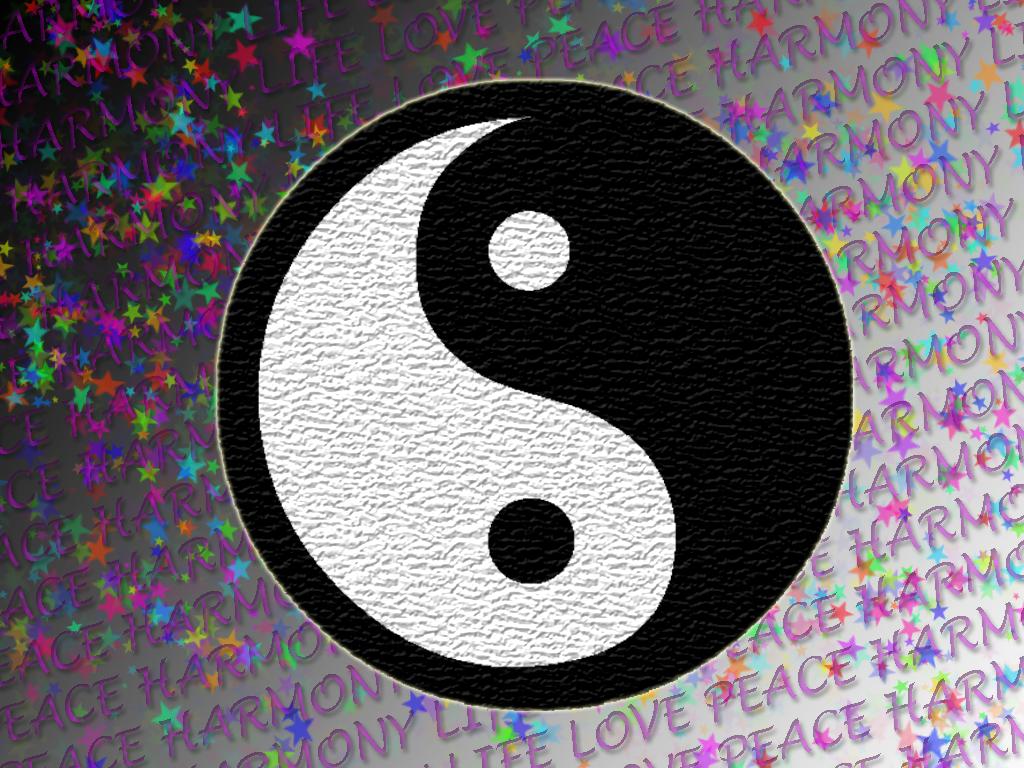 Yin Yang Wallpaper Desktop