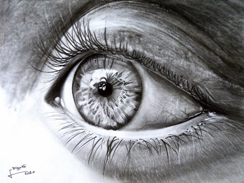 Incredible photo-realistic Drawings by Diego Fazio