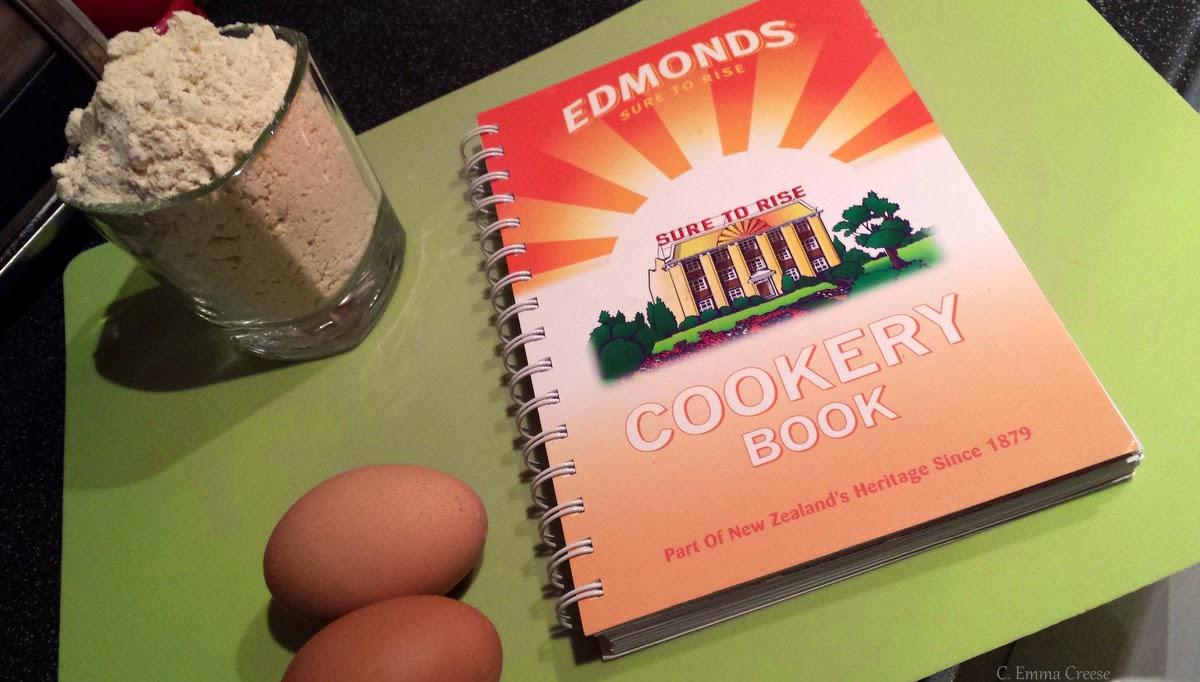 Edmonds corn flour sponge cake recipe