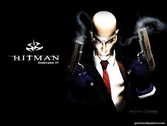 #7 Hitman Wallpaper