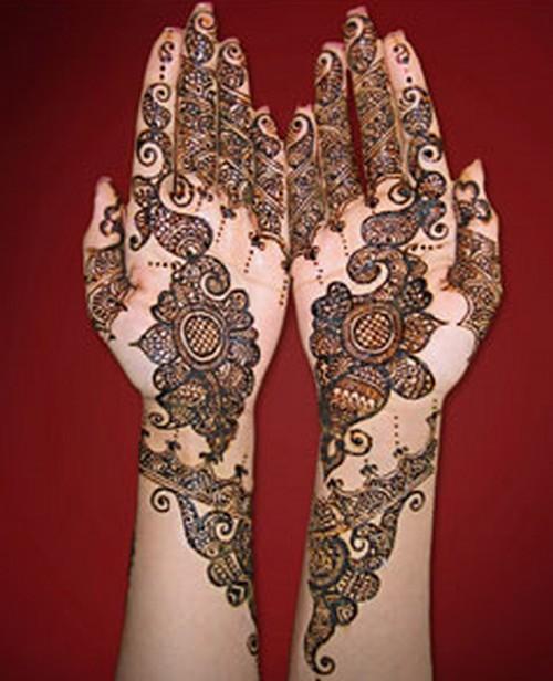 Beautiful Mehndi Hands Pics : Be jaan fashion beautiful mehndi designs for hands