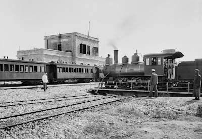 Estaciones antiguas de Tren