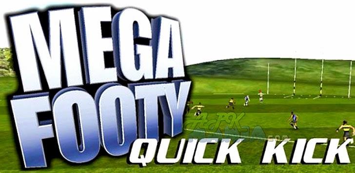 MegaFooty Quick Kick v1.0 APK