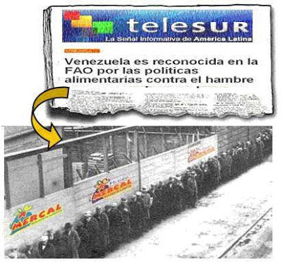 Imagen cómic sobre Premio FAO Venezuela