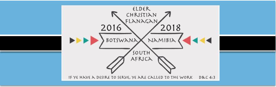 Called to Serve- Elder Flanagan