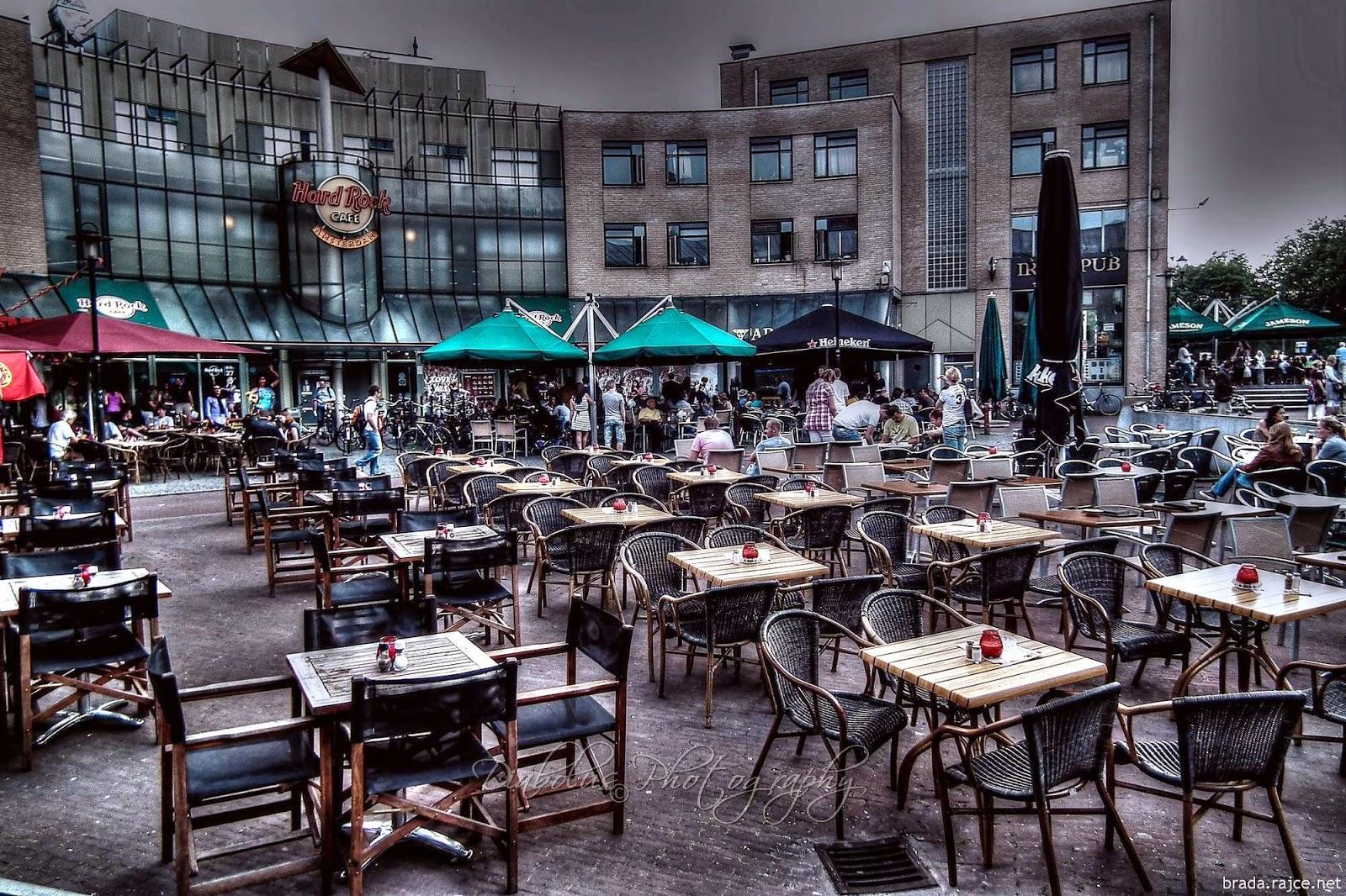 Hard Rock Café in Amsterdam