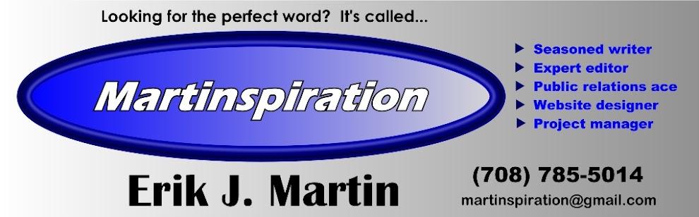Martinspiration
