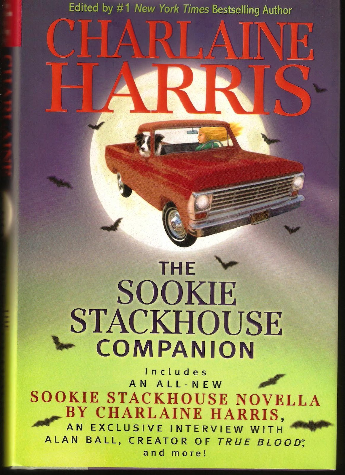 Sooo, I'm Almost Ashamed To Admit That It Took Me This Long To Get The Sookie  Stackhousepanion But I Just Bought It Today And Am Psyched To Read It!