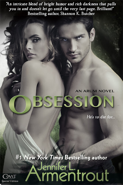 Obsession by Jennifer L Armentrout