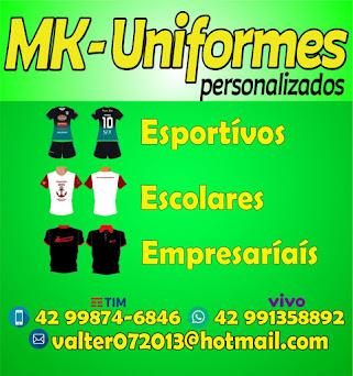 MK - Uniformes - Turvo - PR