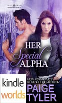 Her Special Alpha (X-OPS/Hot SEALs Crossover)