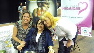ONG DCM se encontra com Maria da Penha em Conferência