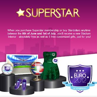 Euro 2012 Offer
