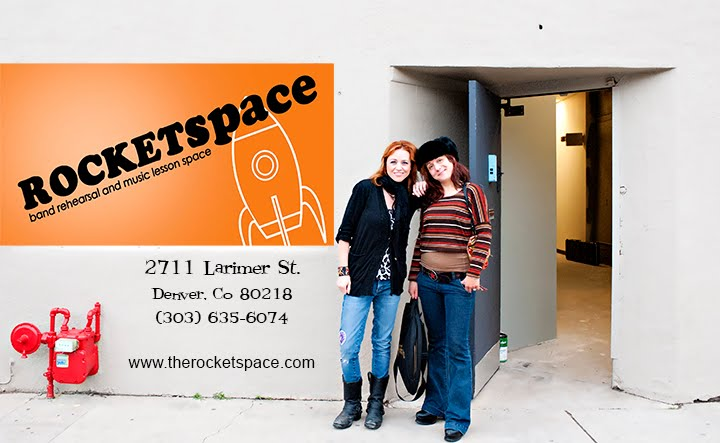 Rocketspace Rehearsal Studios Now Open!