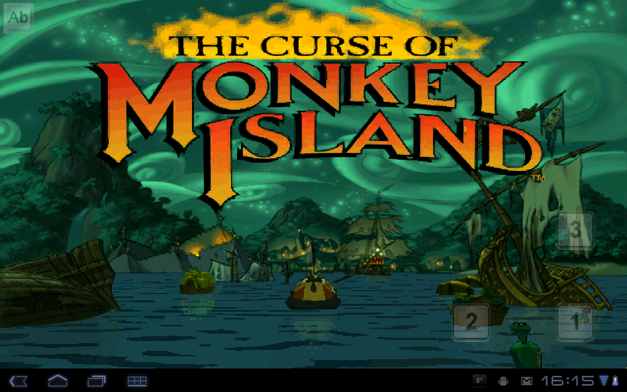 Monkey Island Android App