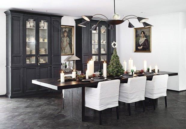 decoracion navidad estilo escandinavo
