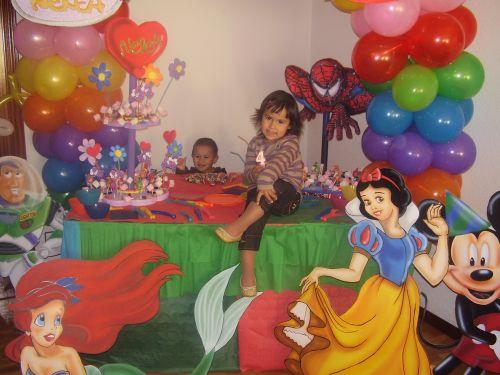 Juegos para fiestas infantiles ideas para decorar for Ideas para fiestas infantiles