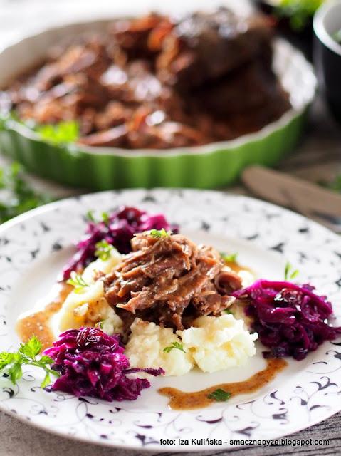 rozbratel wołowy długo duszony , wołowinka , wyczesane mięso , obiad , domowe jedzenie , najlepsze przepisy , najsmaczniejsze dania , kuchnia domowa