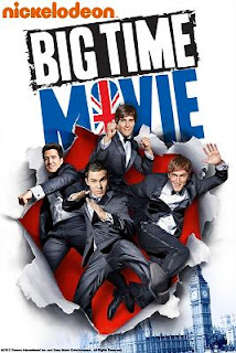 Cartel Ver Pelicula Big Time Movie (2012)