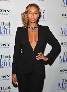 Keri Hilson - Think Like A Man screening in New York