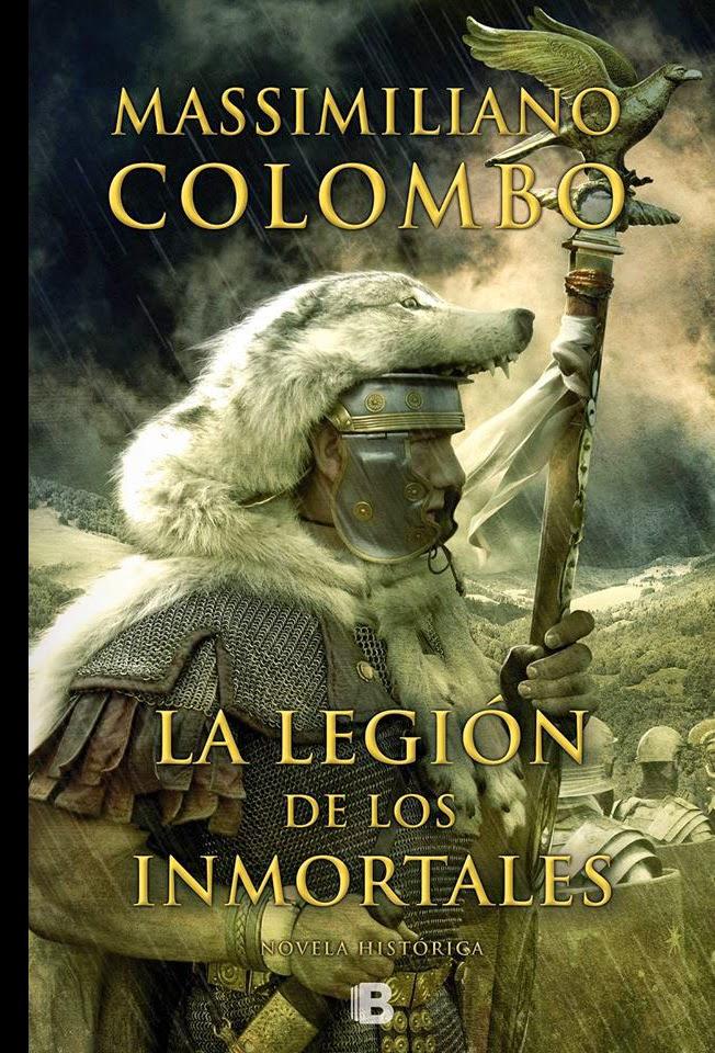 La legión de los inmortales Massimiliano Colombo