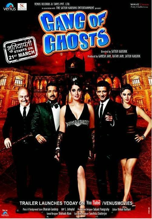 Gang of Ghosts 2014 720p WEBHD 950mb ESub