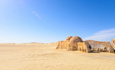 突尼西亞, tunisia, 星球大戰, 拍攝地, Ong El Jemel, filming