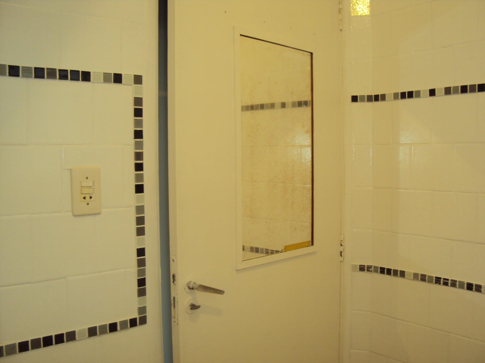 se esta casa fosse minha!?: Antes e Depois: Banheiro #BFBF0C 1600 1200